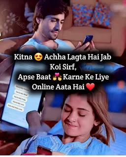 whatsapp status love