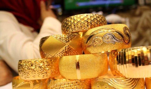 إنخفاض في سعر غرام الذهب في تركيا وليرة الذهب التركية ونصف الليرة والربع اليوم الأثنين 31/5/2021