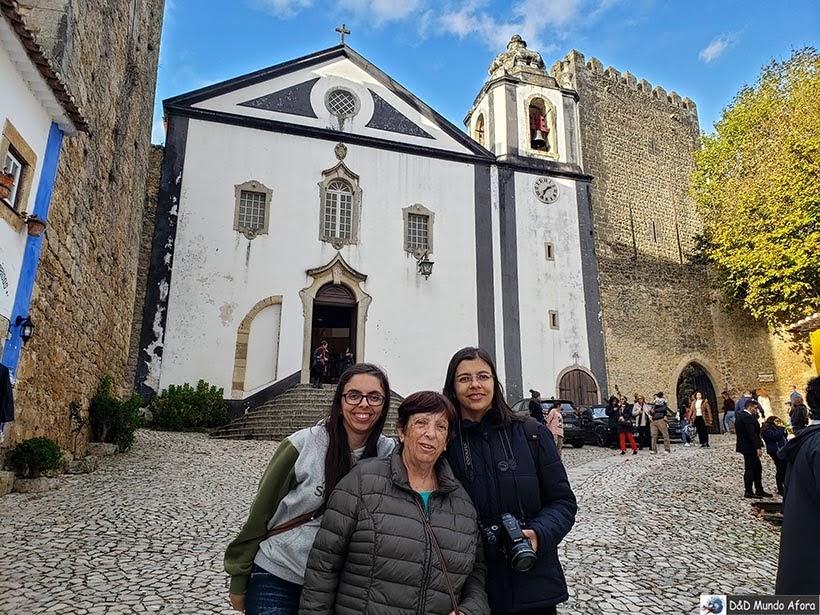Livraria de São Tiago em Óbidos, Portugal