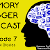Memory Jogger Podcast Episode 7: School Stories