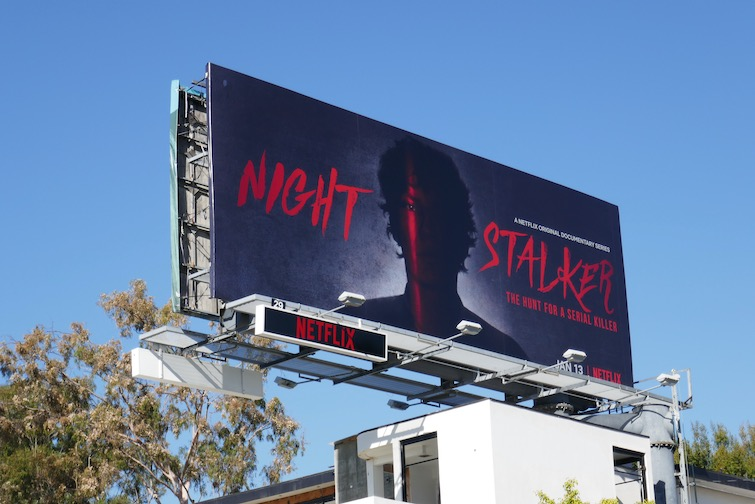 Night Stalker Netflix docuseries billboard