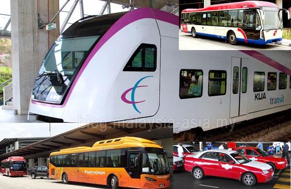 Putrajaya Public Transport
