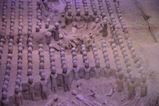 Mausolée de Jing à Xi'an