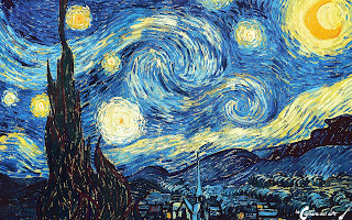 Resultado de imagen para la noche estrellada