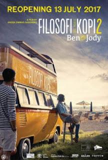 Film Filosofi Kopi 2: Ben & Jody 2017 (Indonesia)