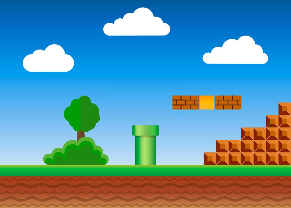Super Mario con nuevas versiones