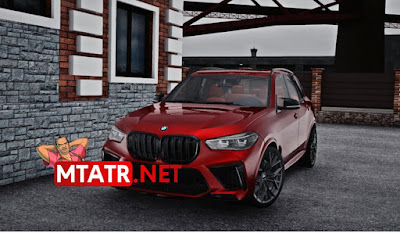MTA SA BMW X5M Competition 2020