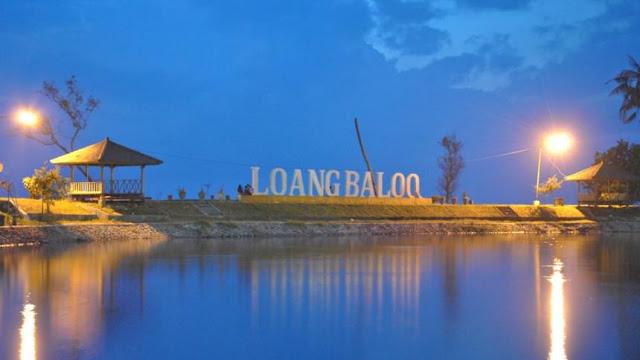 Pantai Loang Baloq  Lombok