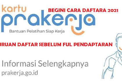 Prakerja Gelombang 12 Segera Dibuka, Ini Syarat dan Cara Mendaftar Kartu Prakerja di www.prakerja.go.id