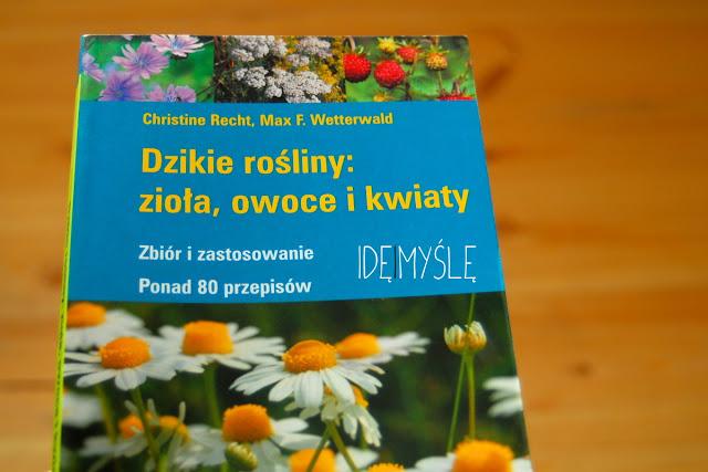 dzikie rośliny zioła owoce i kwiaty, christine recht, max wetterwald