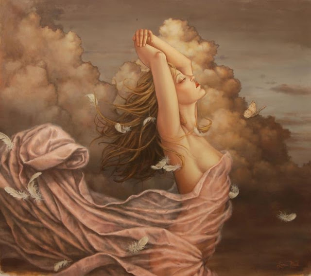 Lauri Blank | American Romantic Figuritism painter