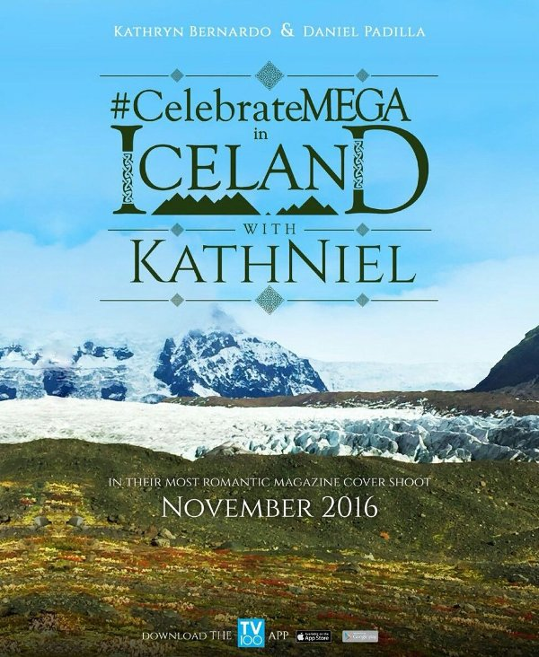 Celebrate Mega with Kathniel comes in nine magazine covers