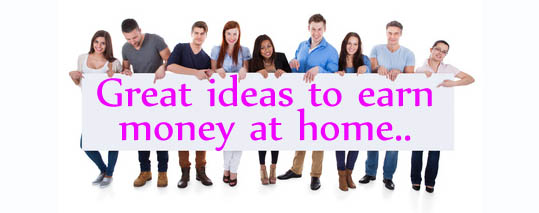 10 Work at Home Career Ideas To Make Money Online