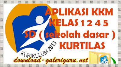 Download Aplikasi KKM K13 Otomatis Lengkap - Download Galeri Guru