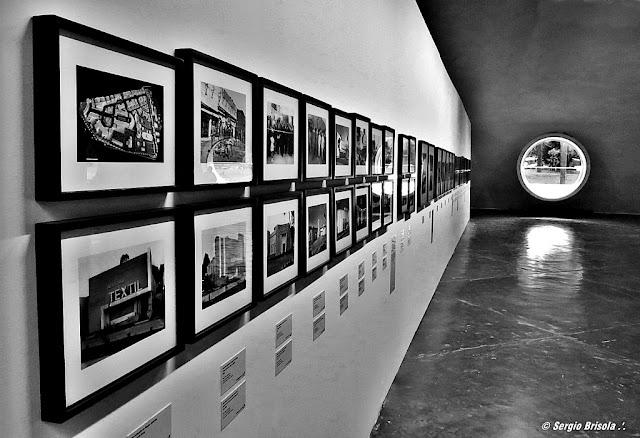 Perspectiva artística de exposição no interior da OCA do Ibirapuera - São Paulo