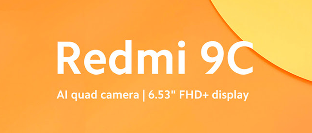 Redmi 9C o smartphone Colorido, Criativo e jovem!