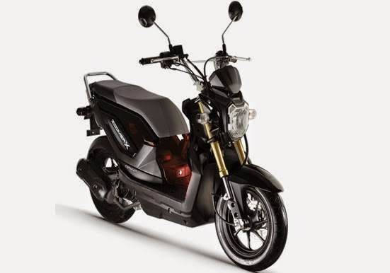 This Info HONDA ZOOMER X REVIEW AND SPEC, Read More