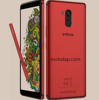 سعر Infinix Note 5 Stylus في مصر اليوم