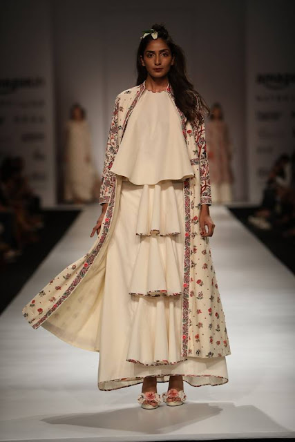 Nikasha Amazon India Fashion Week 2017