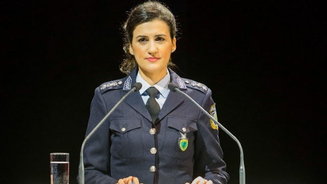 Σε διαδικτυακή απάτη ενέπλεξαν την εκπρόσωπο Τύπου της Ελληνικής Αστυνομίας από το Άργος Ιωάννα Ροτζιώκου