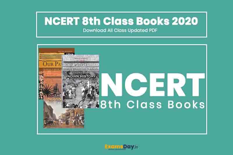 NCERT Class 8th Books PDF Download