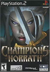 Champions Of Norrath (Discos 1 e 2) PS2 Torrent