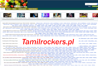 Tamilrockers.pl- 2020 HD Movies Download Tamilrockers.pl