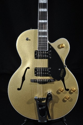 Bán đàn guitar điện G2420T Streamliner Hollow Body with Bigsby, Golddust