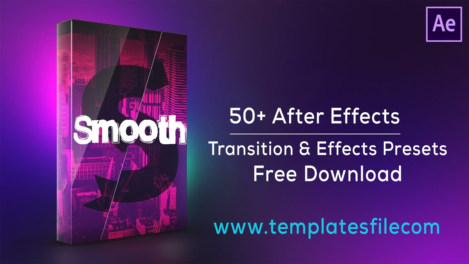 Best 50+ After Effects Smooth Transition & Effects Presets Pack Free Download 2019