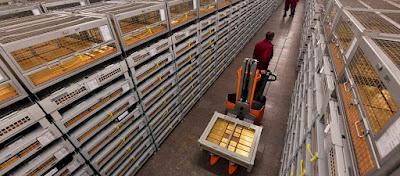 Η Ρωσία πουλά μανιωδώς δολάρια και αγοράζει χρυσό: Τι συμβαίνει; – Αγόρασε 26,1 τόνους μόνο τον Ιούλιο