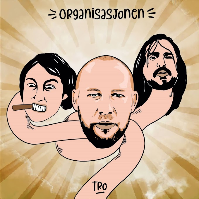 "Alt Rap Group, The Organization Drops ""Tro"""