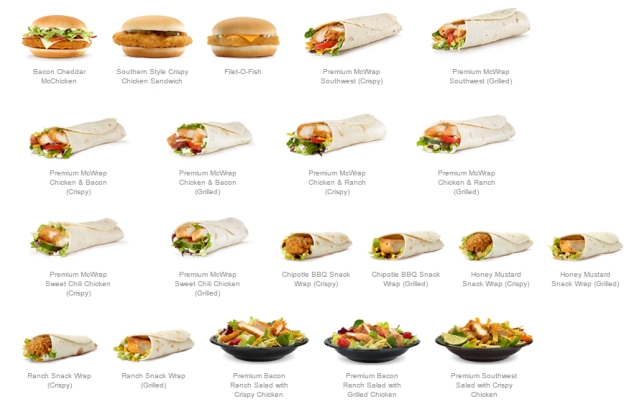 McDonald's to Ax 8 Menu Items; Let's Guess Which Ones ...