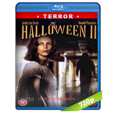 Halloween 2 (2009) BRRip 720p Audio Trial Latino-Castellano-Ingles 5.1