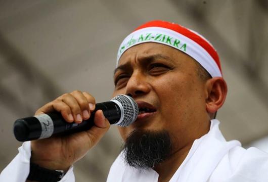 Ustaz Arifin Ilham: Musyawarah Ulama Bahas Capres 2019 Digelar 5 Agustus di Tasik
