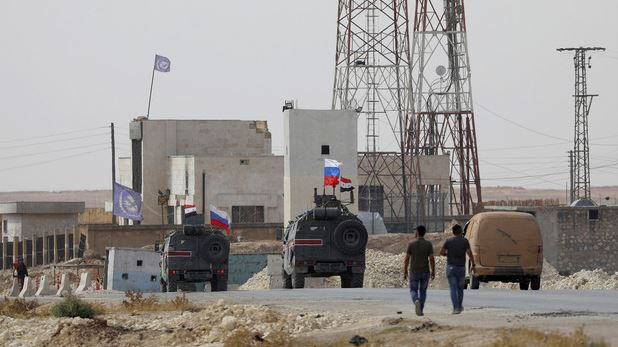 A look from the USA: where Russia can send troops