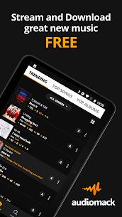 Audiomack v5.3.1 Mod Apk (Platinum Unlocked)