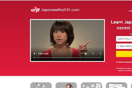 Tempat Untuk Mendownload Materi dan Buku Bahasa Jepang