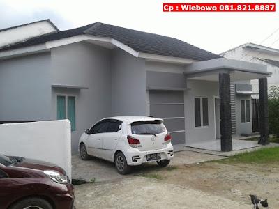 Rumah Minimalis Terbaru di Palembang, Rumah Siap Huni, Lokasi Strategis, CP 081.821.8887