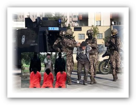 """القبض على أمير """"داعش"""" في تركيا وبحوزته مخططات خطيرة"""