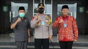 Gubernur Bengkulu Isolasi Diri, Diduga Tertular Corona dari Eks Kapolda