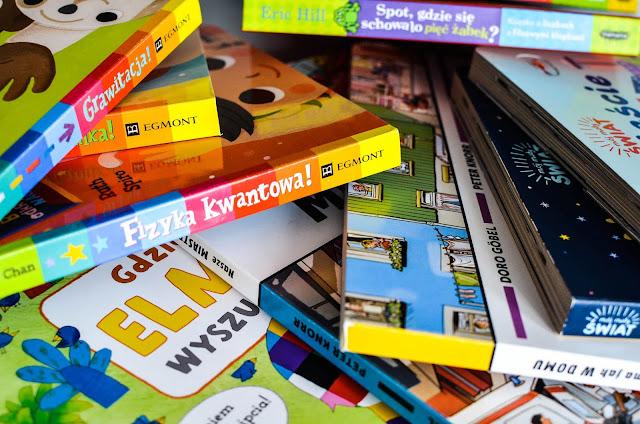 Książki dla roczniaka i dwulatka - nasze odkrycia ostatnich tygodni