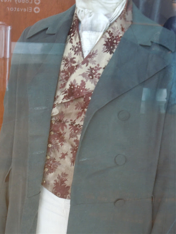 Jane Eyre Rochester movie costume