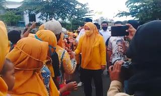 Hadir Menyapa Tambora, IDP-Dahlan Masih Menjadi Idola Warga