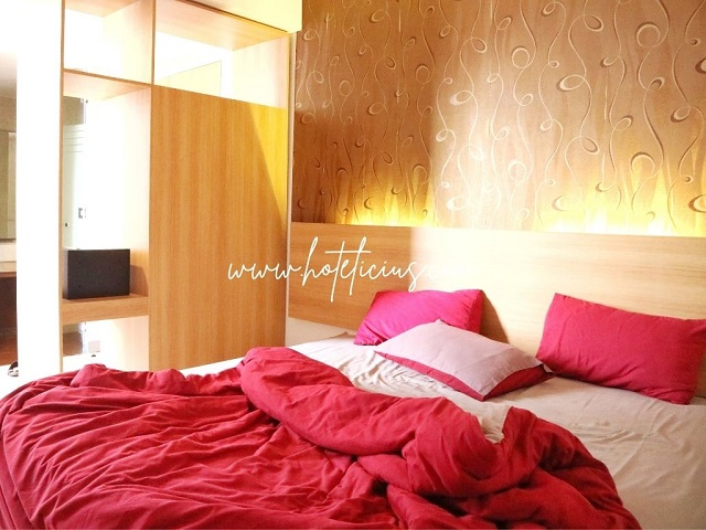 Bedroom Hotel Tickle Jogja