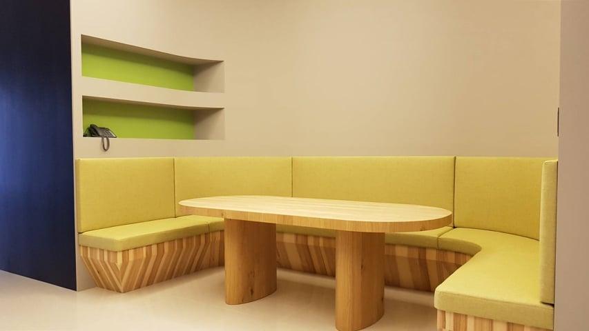 天然木皮板-山胡桃木