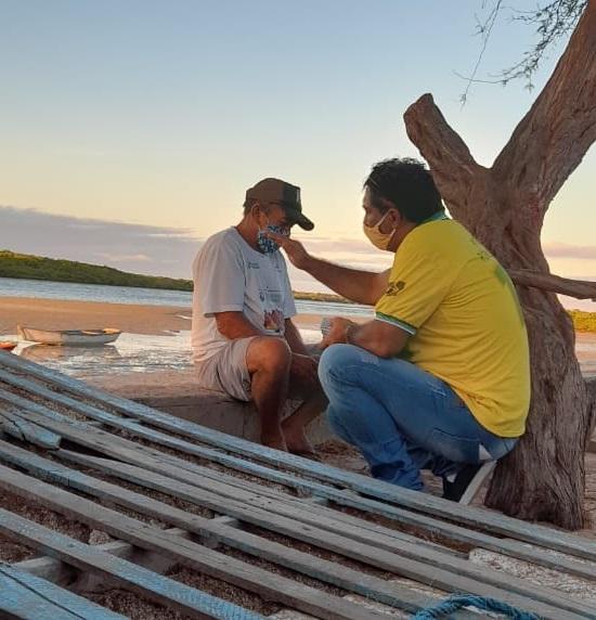 Rômulo Paulista segue sua campanha conquistando os votos dos indecisos, brancos e nulos, formando uma base sólida com a confiança do seu eleitorado