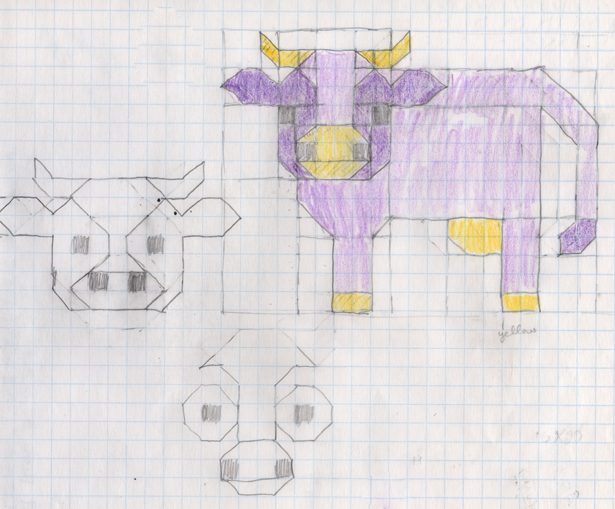 The Objects of Design Graph Paper