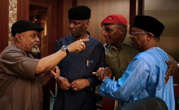 Ministers President Buhari May Sack In 2017