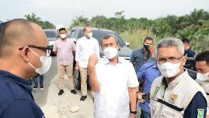 Gubri Tegaskan Truk Over Kapasitas Tidak Lagi Melintasi Jalan Provinsi