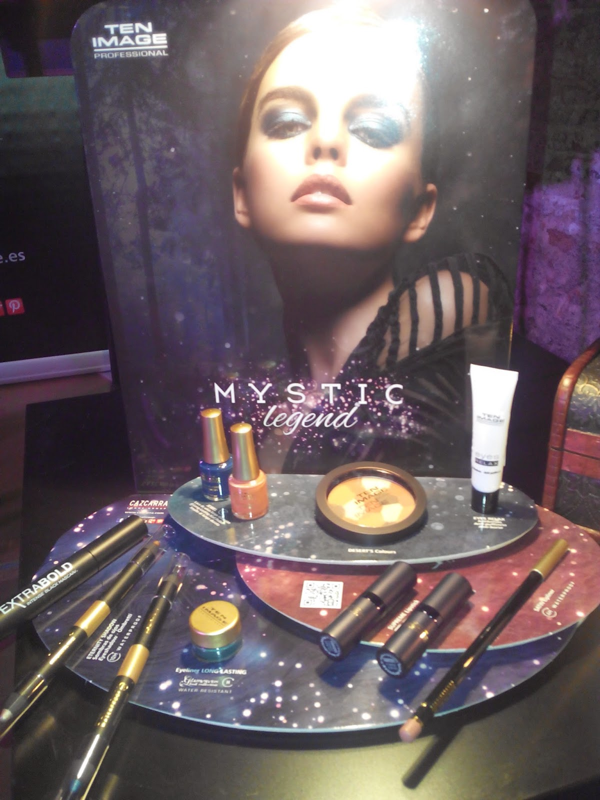 Ten Image Cazcarra Group presenta Mystic Legend, una colección de maquillaje para soñar este otoño invierno. - Blog de Belleza Cosmetica que Si Funciona